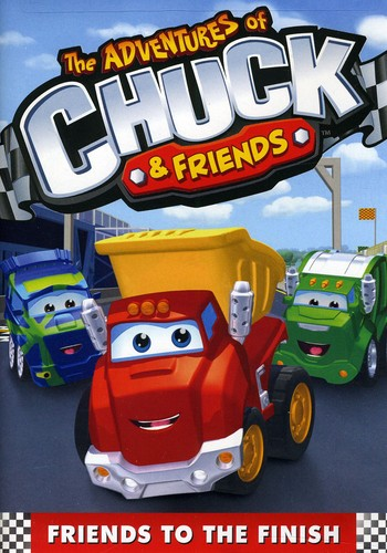 Adventures of Chuck & Friends: Friends to Finish