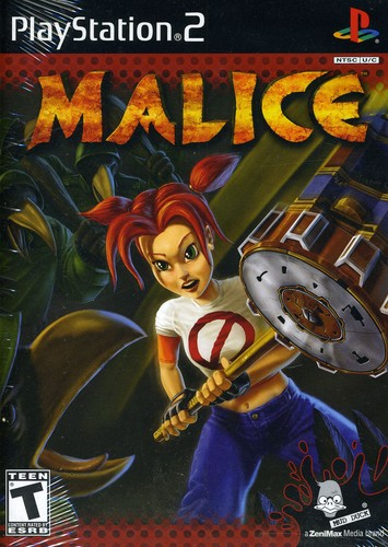 Malice for PlayStation 2