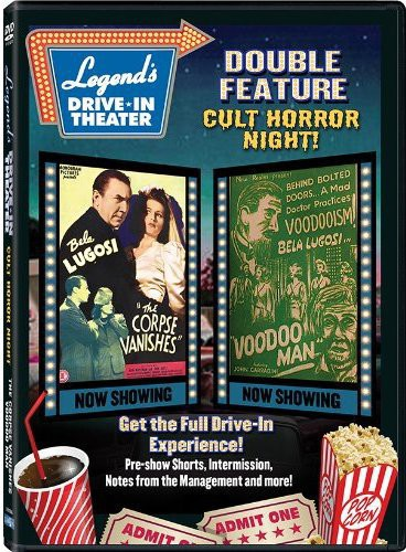 Drive in Double Feature 2