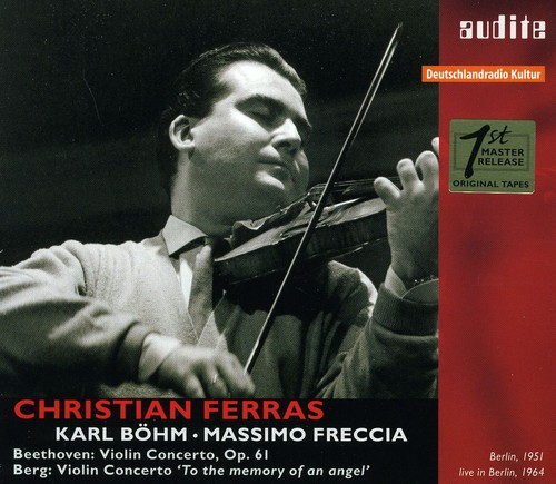 Violin Concerto: To the Memory of An Angel