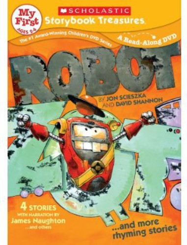 Robot Zot & More Rhyming Stories