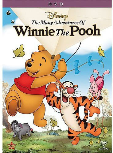 Many Adventures of Winnie the Pooh