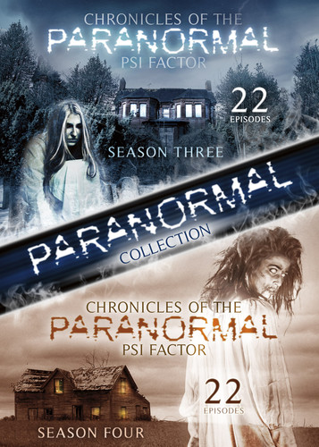 Chronicles of the Paranormal: Psi Factor S3 & S4
