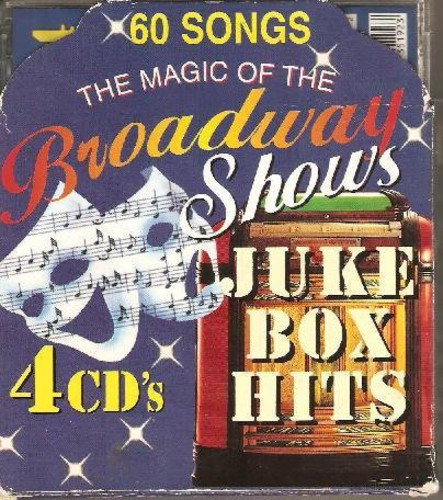 Magic of the Broadway Shows Juke Box Hits