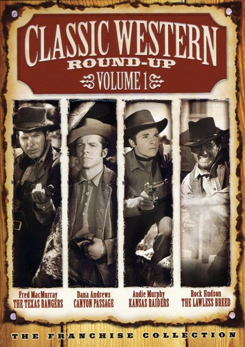 Classic Western Round-Up 1