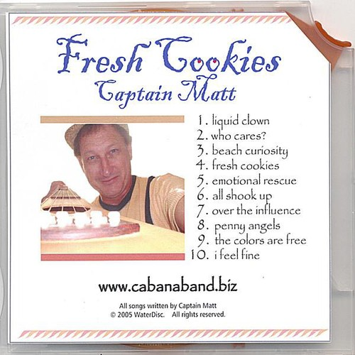 Captain Matt : Fresh Cookies