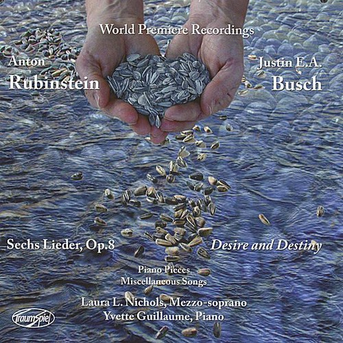 Music of Anton Rubinstein & Justin E.A. Busch