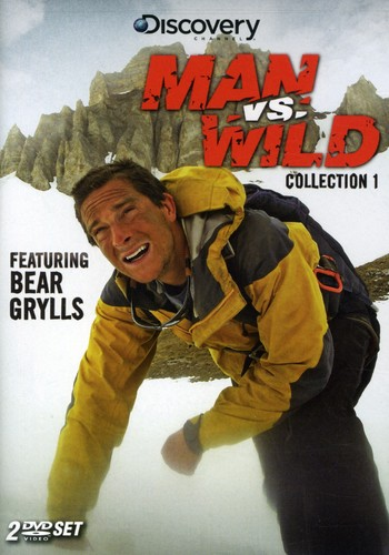 Man Vs Wild: Collection 1