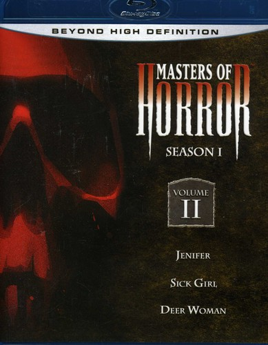 Masters of Horror: Season 1 Vol 2