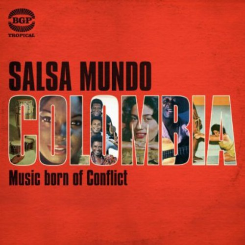 Salsa Mundo Colombia /  Various [Import]