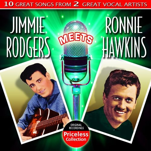 Jimmy Rodgers Meets Ronnie Hawkins