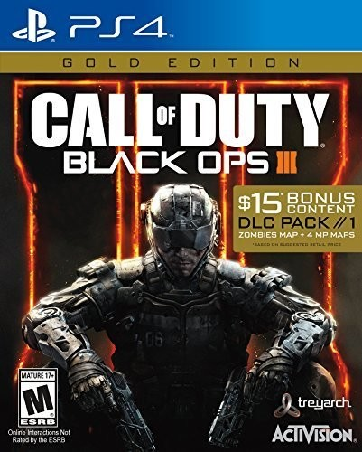 Call of Duty: Black Ops 3 - Gold Edition for PlayStation 4