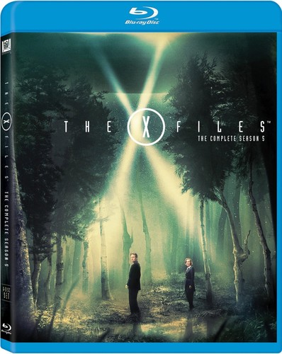 X-Files: The Complete Season 5