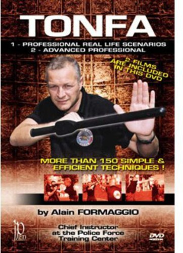 Tonfa: Professional Real Life Scenarios - Advanced