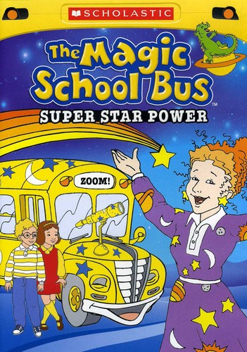 Magic School Bus: Super Star Power