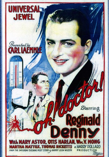 Oh Doctor (1925)