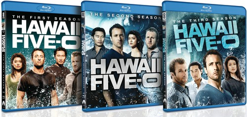 Hawaii Five-O: Three Season Pack