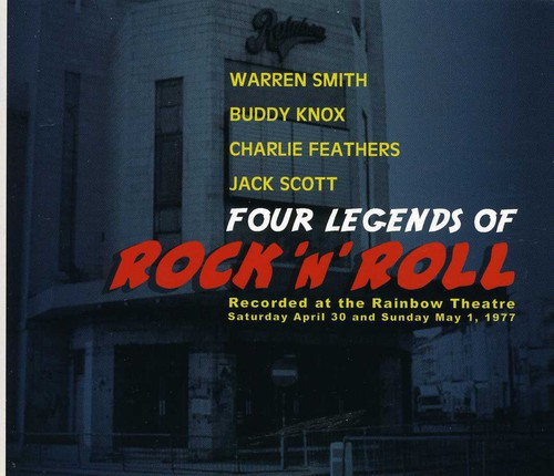 Four Legends of Rock 'N' Roll /  Various