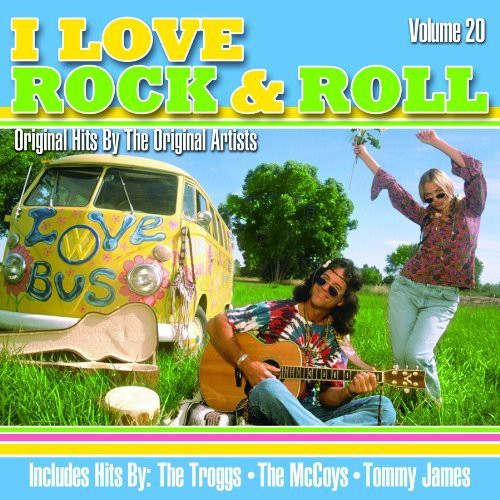 I Love Rock N Roll 20 /  Various