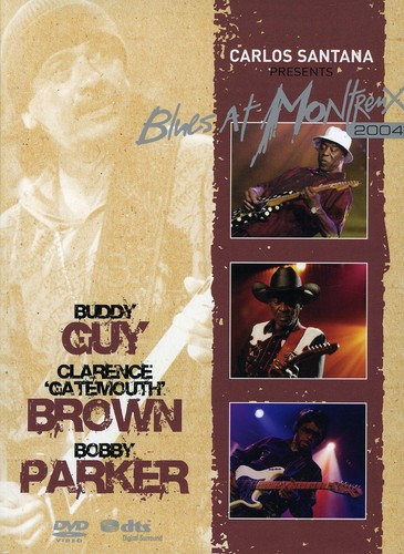 Carlos Santana Presents: Blues at Montreux