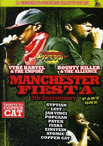 Manchester Fiesta 5th Anniversary: Part 1 /  Various