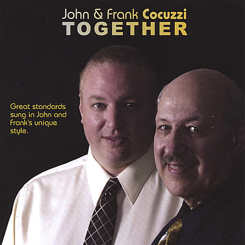 John & Frank Cocuzzi Together