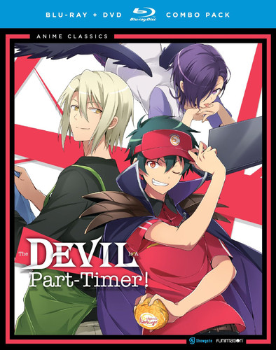 The Devil is a Part Timer - The Complete Series - Anime Classics