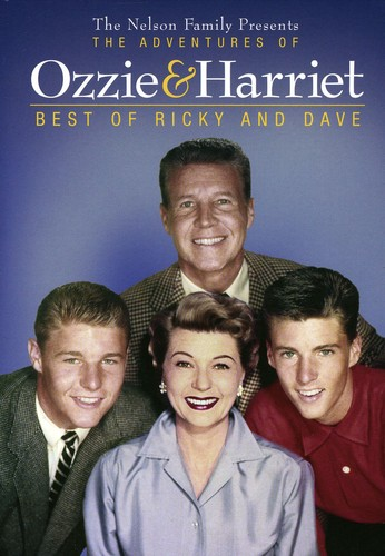 Adventures of Ozzie & Harriet: Best of Ricky&Dave