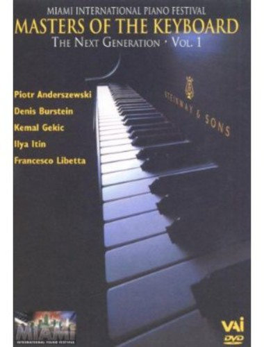 Masters of the Keyboard /  Various