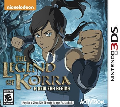 Legend of Korra for Nintendo 3DS