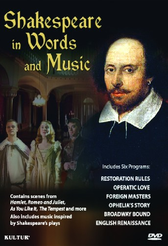 Shakespeare in Words & Music