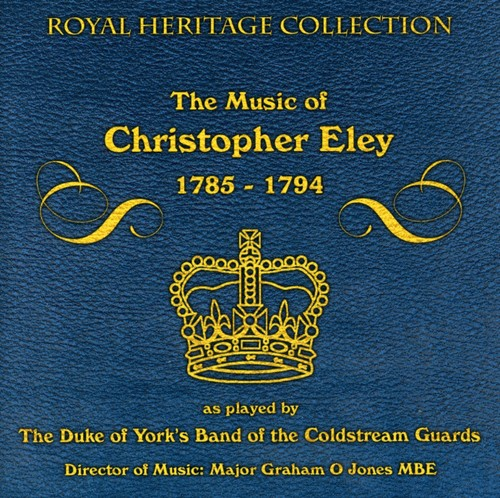 Music of Christopher Ely 1785 - 1794 [Import]