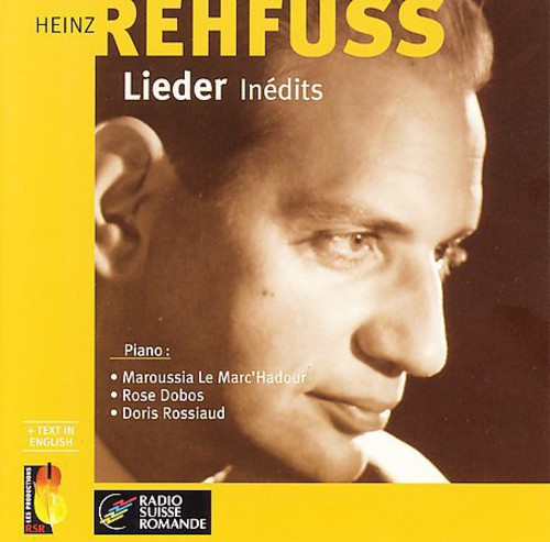 Historic Lieder Recordings