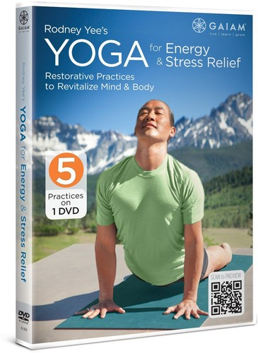Rodney Yee's Yoga for Energy & Stress Relief