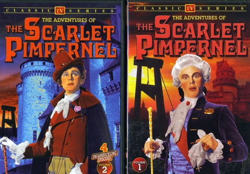 Adventures of the Scarlet Pimpernel 1 & 2