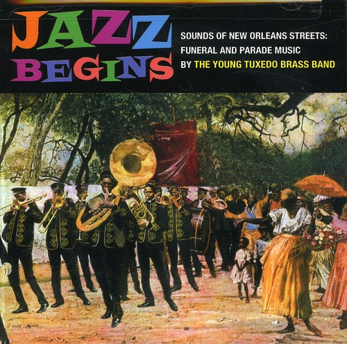 Jazz Begins: Sounds of New Orleans Funeral