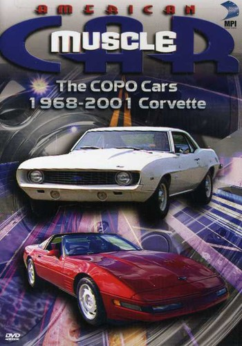 American Musclecar: The Copo Cars & 68-2001