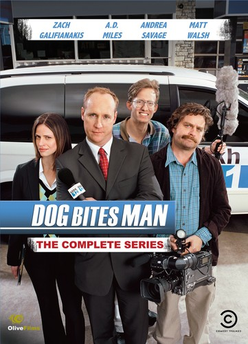 Dog Bites Man: The Complete Series
