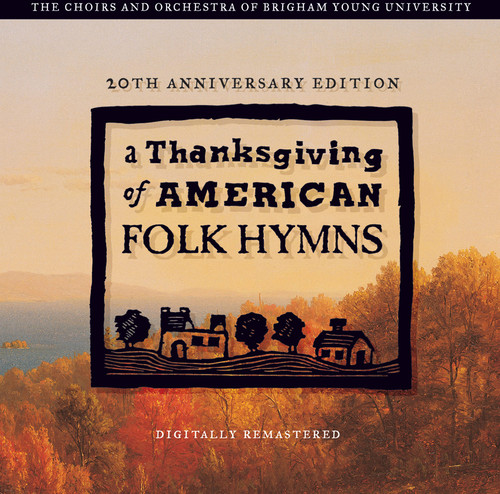 Thanksgiving Folk Hymns