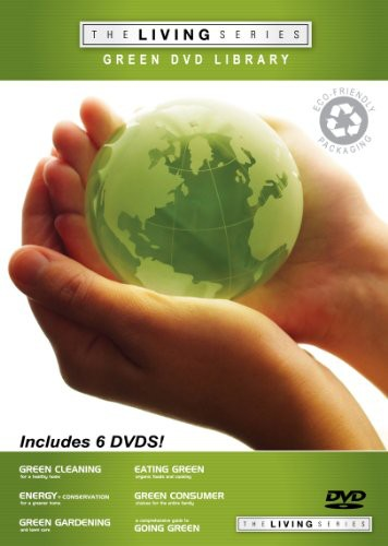 Green DVD Library