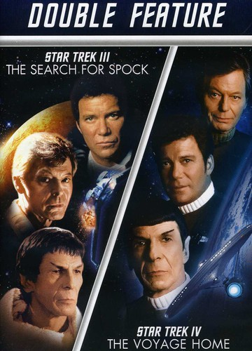 Star Trek III: Search for Spock /  Star Trek Iv
