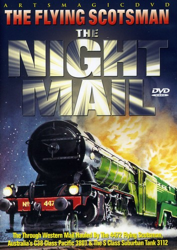 Flying Scotsman - the Night Mail