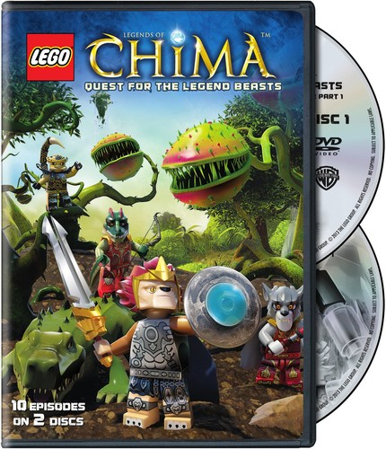 Lego Legends Chima: Quest for Legend Beasts Season 2