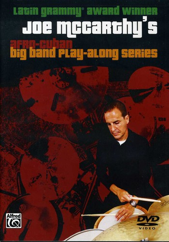 Afro Cuban Big Band Play-Along Series