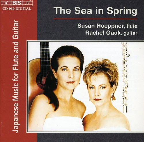 Sea in Spring: Japansese Music for Flute & GTR