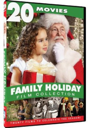Family Holiday Gift Set - 20 Movie Collection