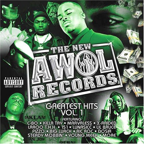 New Awol Records: Greatest Hits 1 /  Various [Explicit Content]