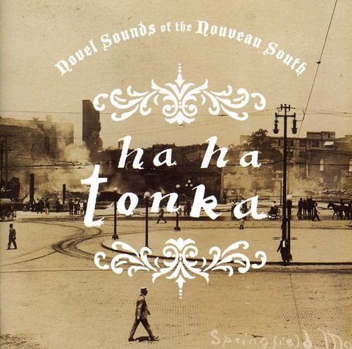 Novel Sounds of the Nouveau South