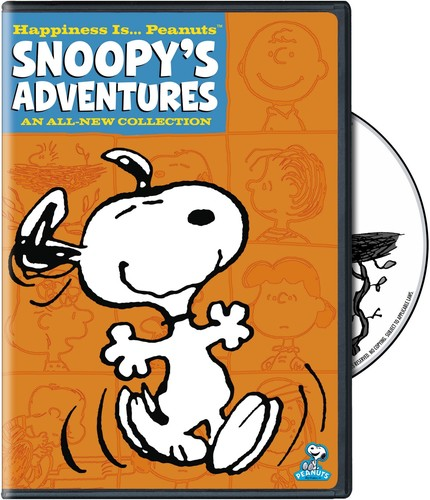 Happiness Is Peanuts: Snoopy's Adventures