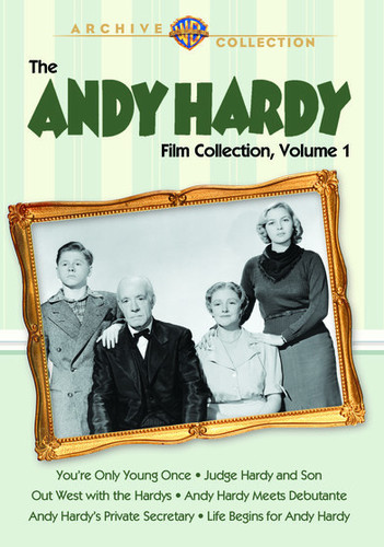 The Andy Hardy Film Collection: Volume 1